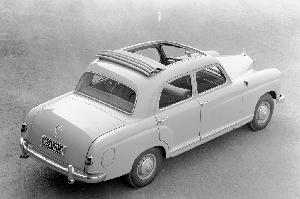 Mercedes Benz 180 ab 1953