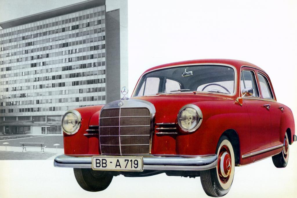 Mercedes Benz 190 D ab 1959