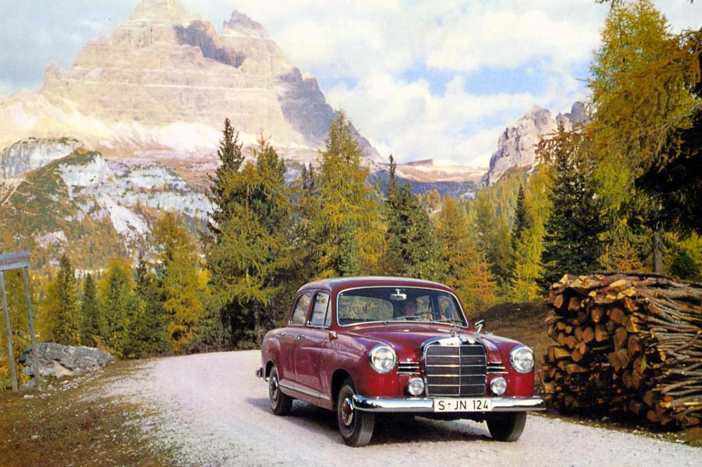 Mercedes Benz 190 D ab 1961