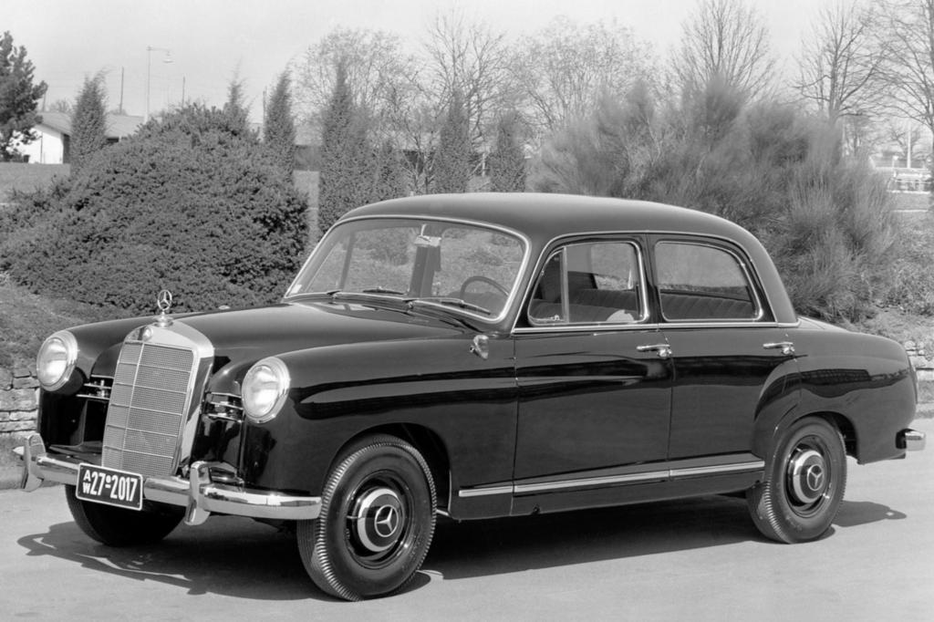 Mercedes Benz 190 ab 1956