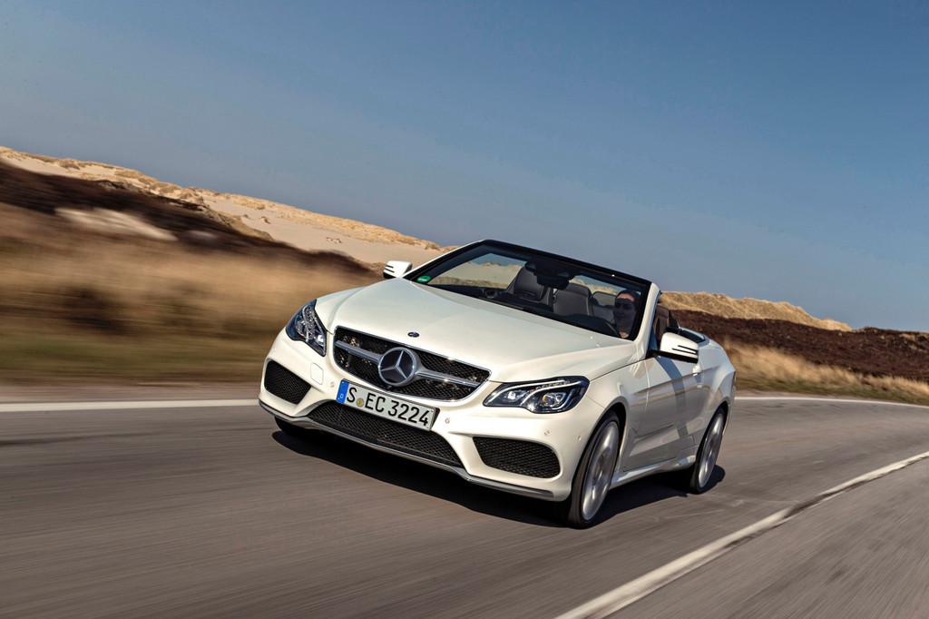 Mercedes-Benz: Geschäft mit