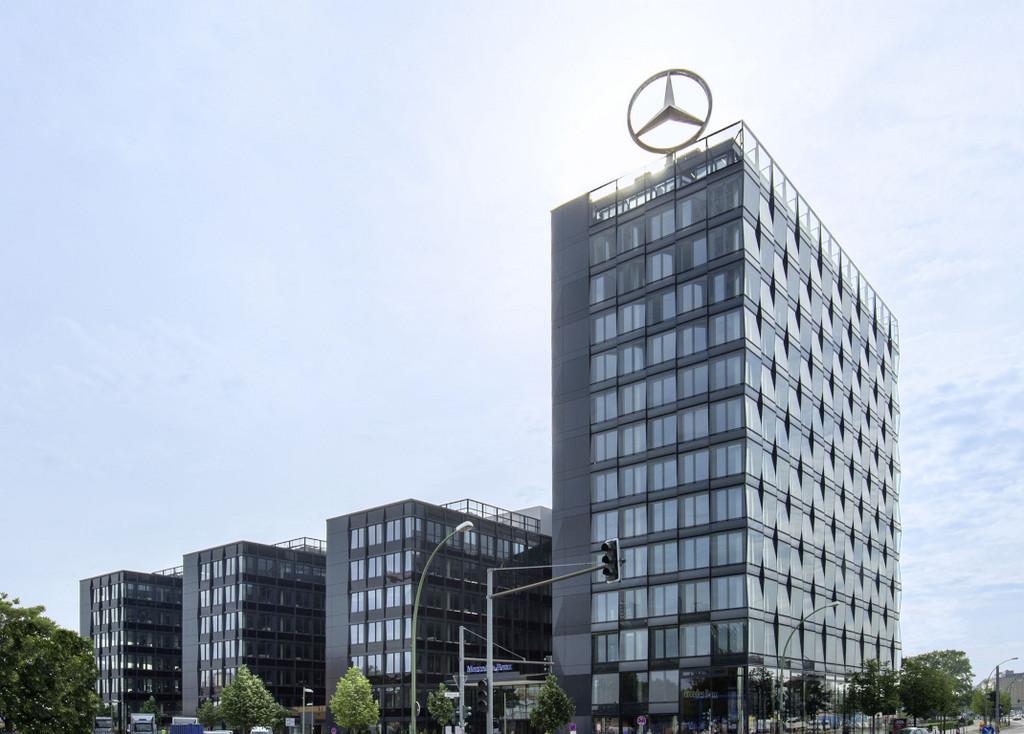 Mercedes-Benz Vertrieb Deutschland mit neuer Zentrale in Berlin