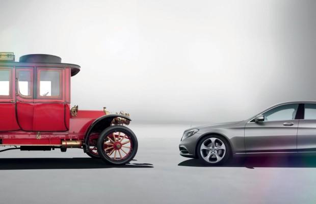 Mercedes S-Klasse: Sonderausstellung im Museum