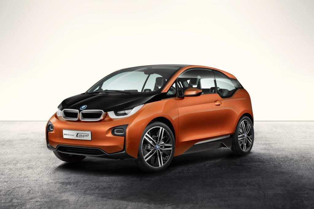 Mit dem BMW i3 soll noch 2013 ein komplett als Elektrofahrzeug konzipiertes Kompaktmodell auf den Markt kommen