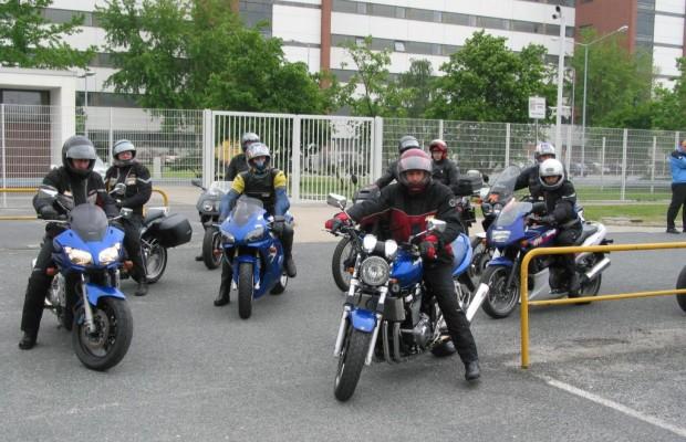 Motorrad-Unfallstatistik - Älter fährt besser