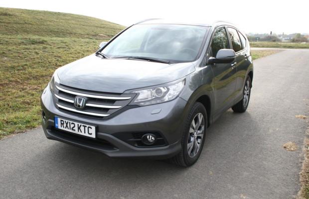 NCAP: Honda CR-V und Citroen C4 Picasso mit 5 Sternen