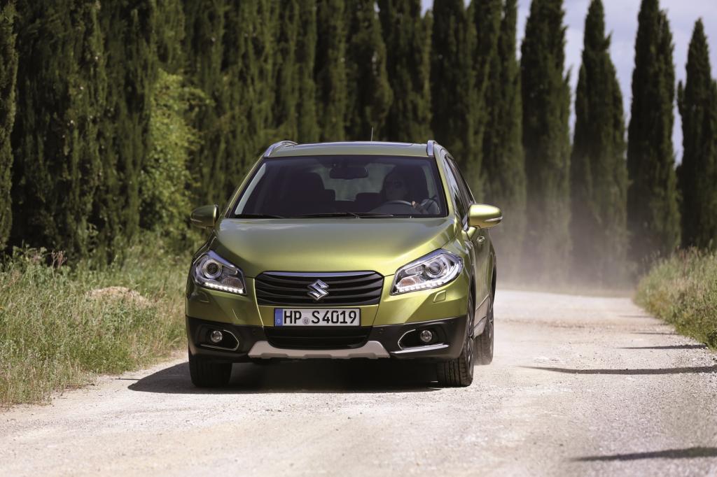 Nach rund einer Million gebauter Exemplare rollt Suzuki den Nachfolger des Crossover-Pioniers SX4 auf den Markt