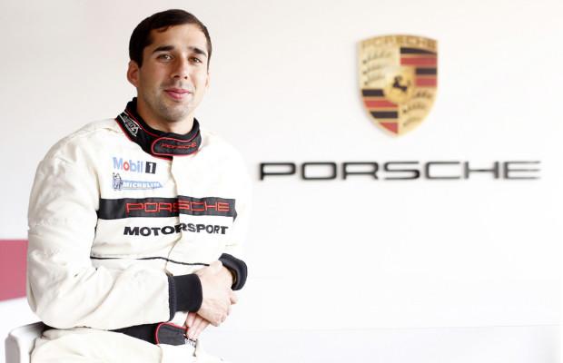 Neel Jani startet im LMP1-Porsche
