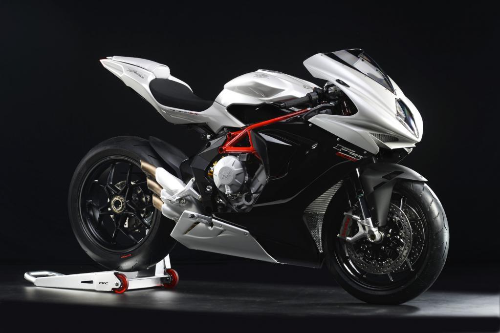 Neues Sportmotorrad von MV Agusta