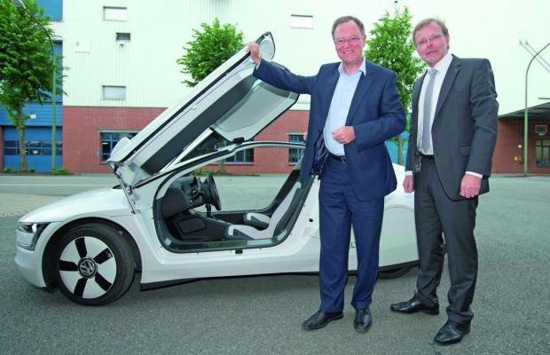 Niedersachsens Ministerpräsident besucht Volkswagen in Osnabrück