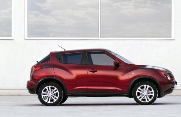 Nissan Juke - Sparprogramm für den Diesel