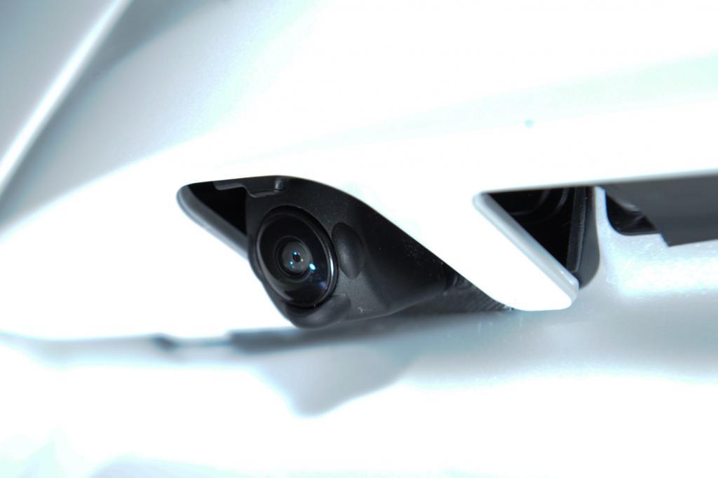 Nissan Note - Vorsicht Kamera