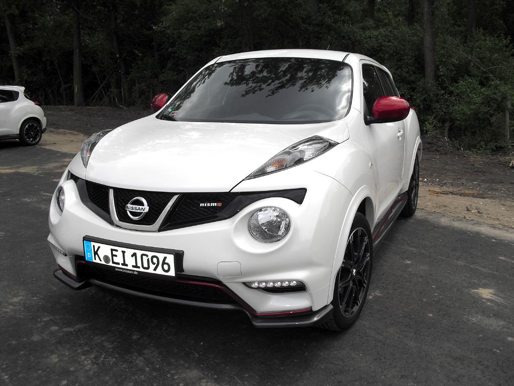 Nissans Juke Nismo ist schon seit Februar im Handel.