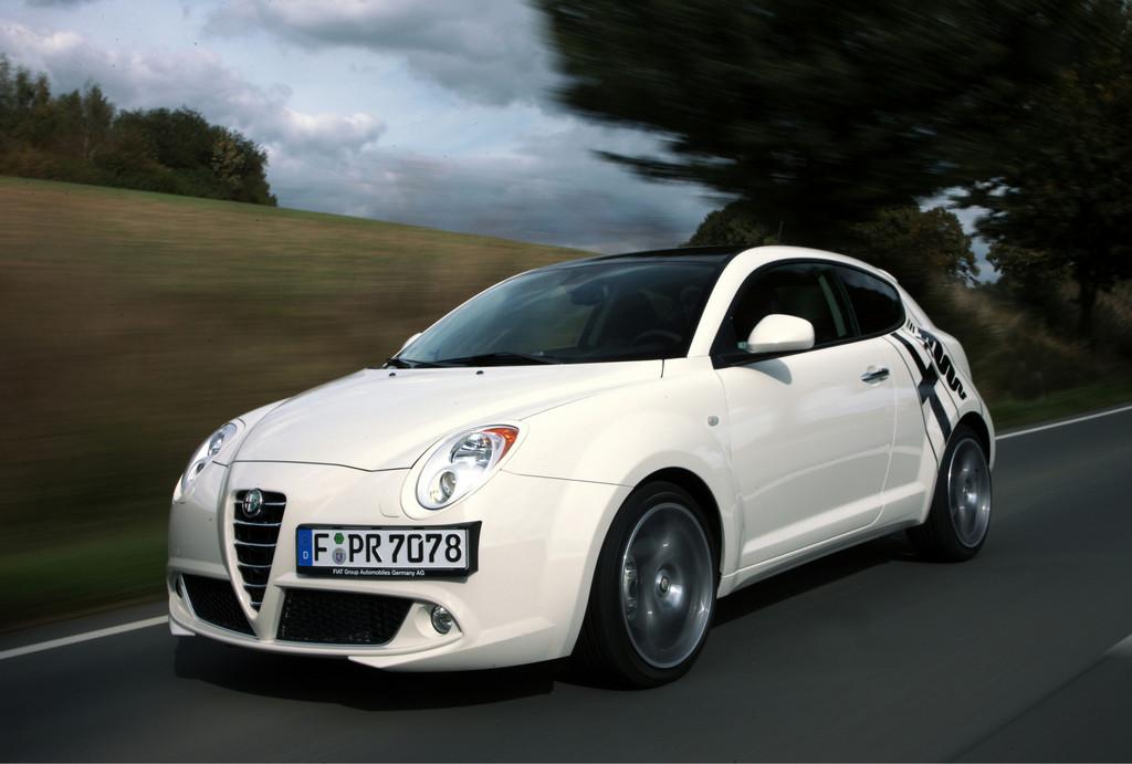 Null-Prozent-Finanzierung bei Alfa Romeo