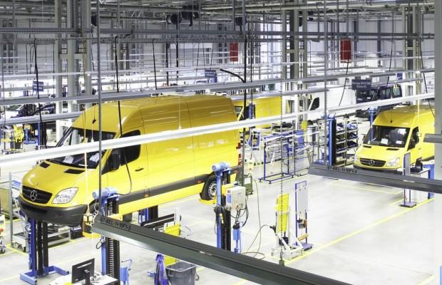 Nutzfahrzeug-Markt - Europa weiter im Minus
