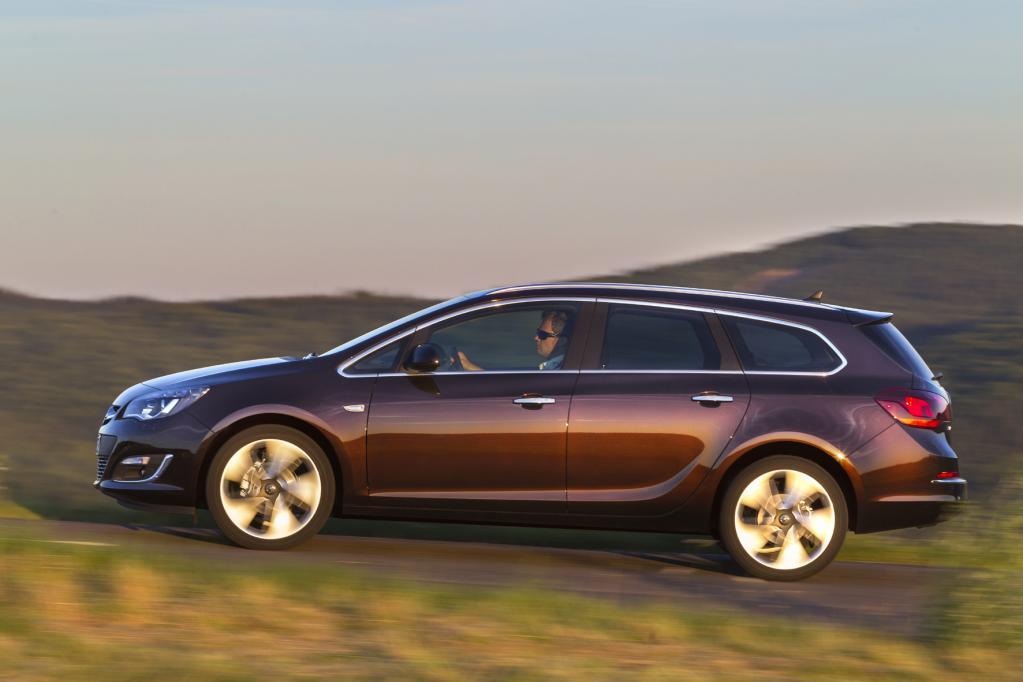 Opel Astra: Makelloser Dauerläufer