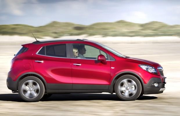 Opel Mokka: Bestes SUV seiner Klasse