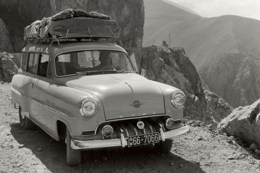 Opel Olympia Rekord Caravan 1953