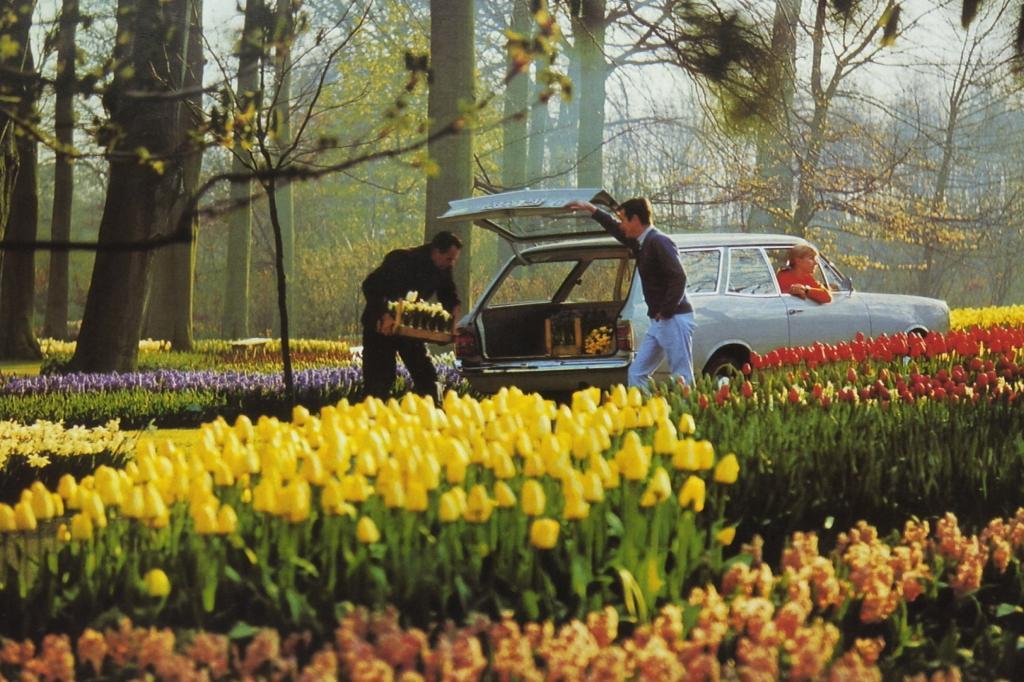 Opel Rekord C Caravan zweitürig 1966