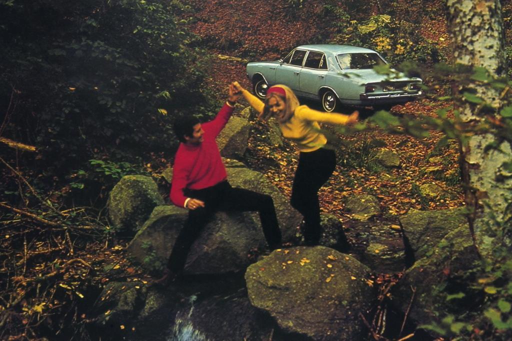 Opel Rekord  C viertürig 1966