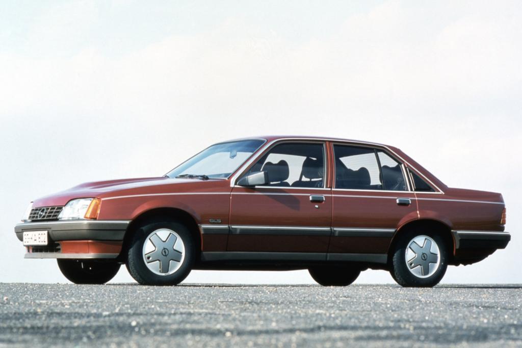 Opel Rekord  E2 Diesel ab 1982