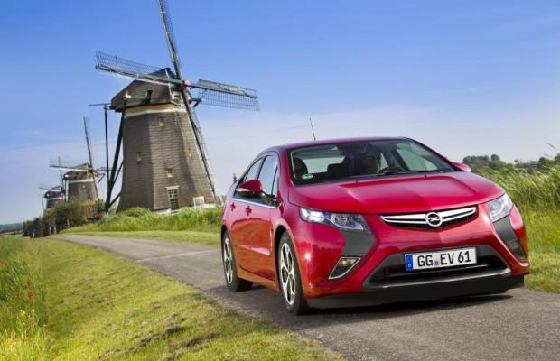 Opel: Strengere CO2-Regelungen pushen Elektromobilität