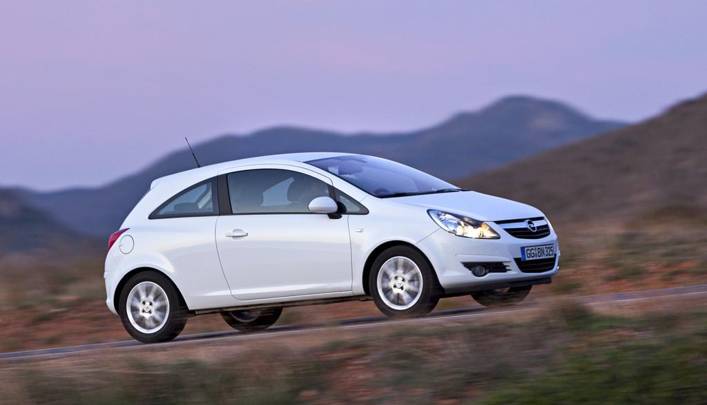 Opel fertigt Corsa in Weißrussland