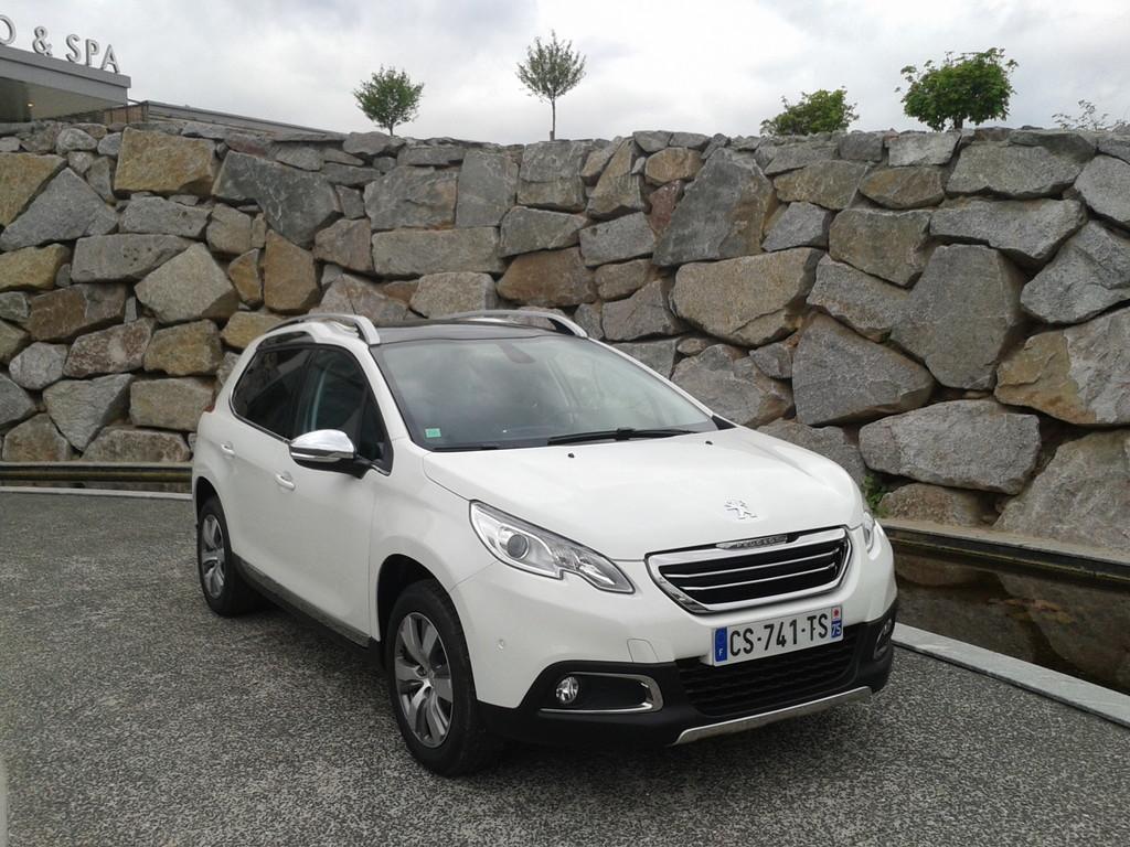 Peugeot fährt Produktion des 2008 hoch