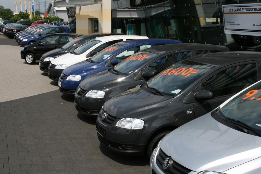 Pkw-Gebrauchtwagenmarkt wächst im April