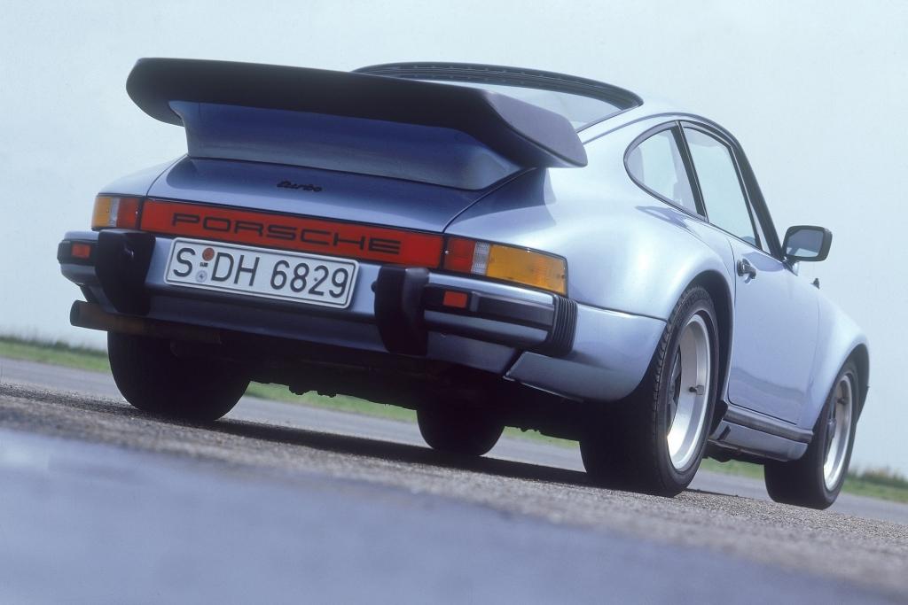 Porsche 911 3,3-Liter 1978