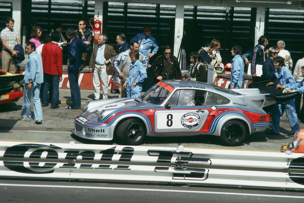 Porsche 911 Carrera RSR Turbo Nürburgring 1974