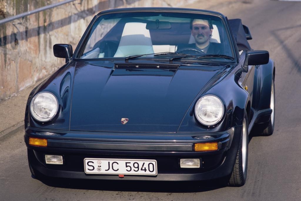 Porsche 911 Turbo Cabriolet ab 1987