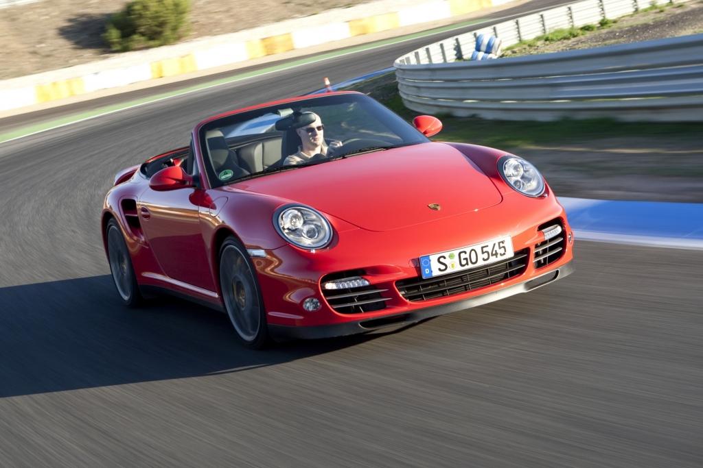 Porsche 911 Turbo Cabriolet ab 2011