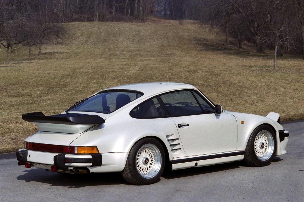 Porsche 911 Turbo Flachbau 1985