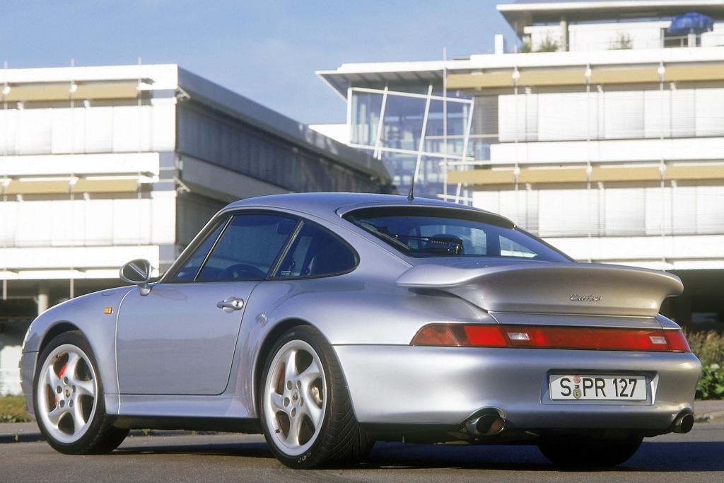Porsche 911 Turbo S ab 1997