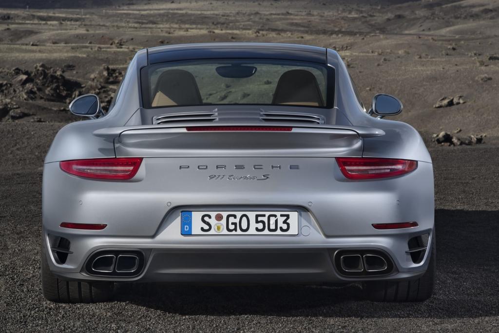 Porsche 911 Turbo S ab 2013