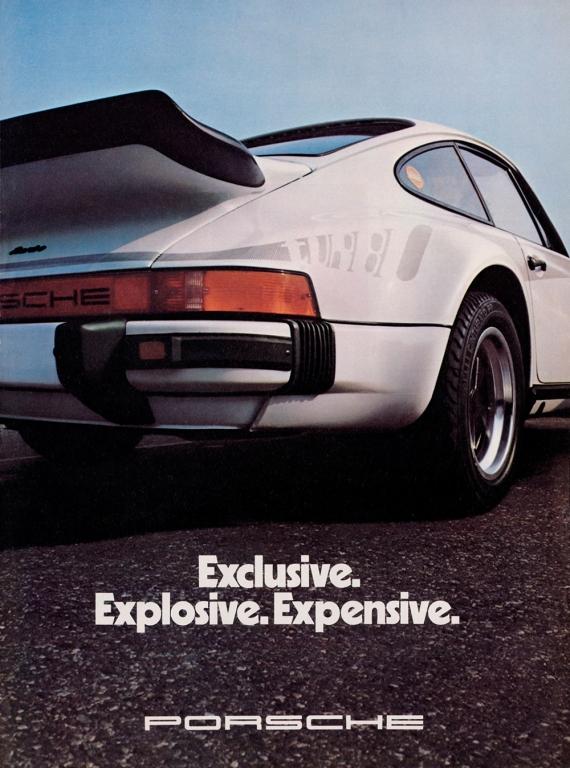 Porsche 911 Turbo ab 1977