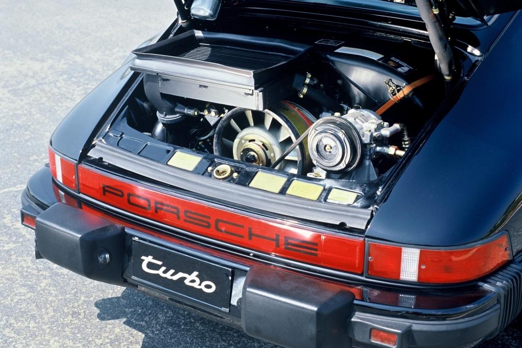 Porsche 911 Turbo ab 1986