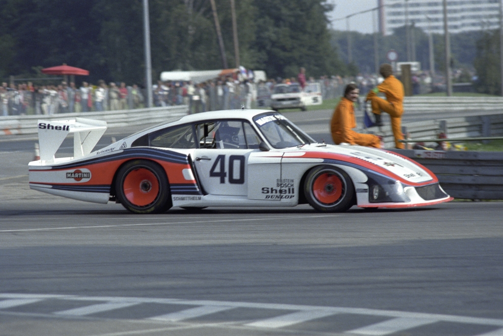 Porsche 935 Turbo Moby Dick 1978 Norisring