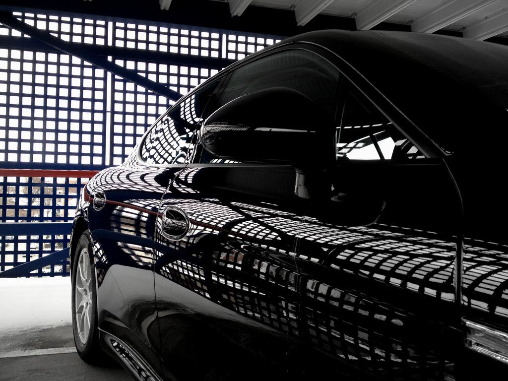 Porsche Panamera 4 - Wenn der Chef zur Probefahrt einlädt...