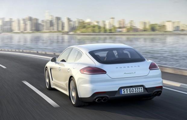 Porsche Panamera Plug-in-Hybrid - Ein Kölsch-Glas Sprit für 50 Kilometer