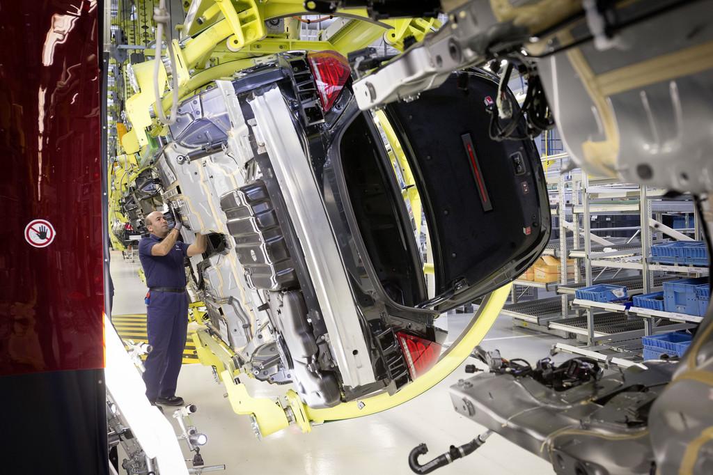Produktionsstart der Mercedes-Benz S-Klasse