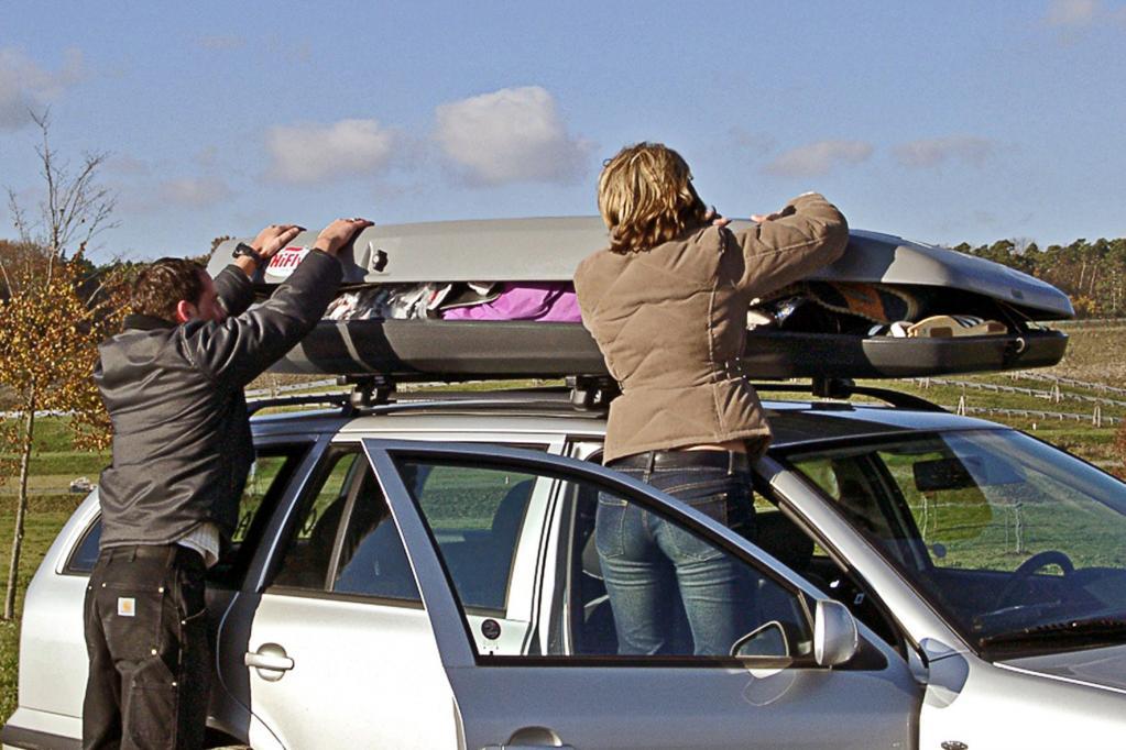 Ratgeber: Verstauen des Urlaubsgepäcks im Pkw