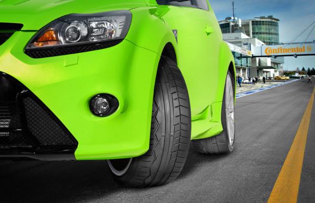 Reifenentwicklung für sportliche Fahrzeuge - auch ohne Motorsport