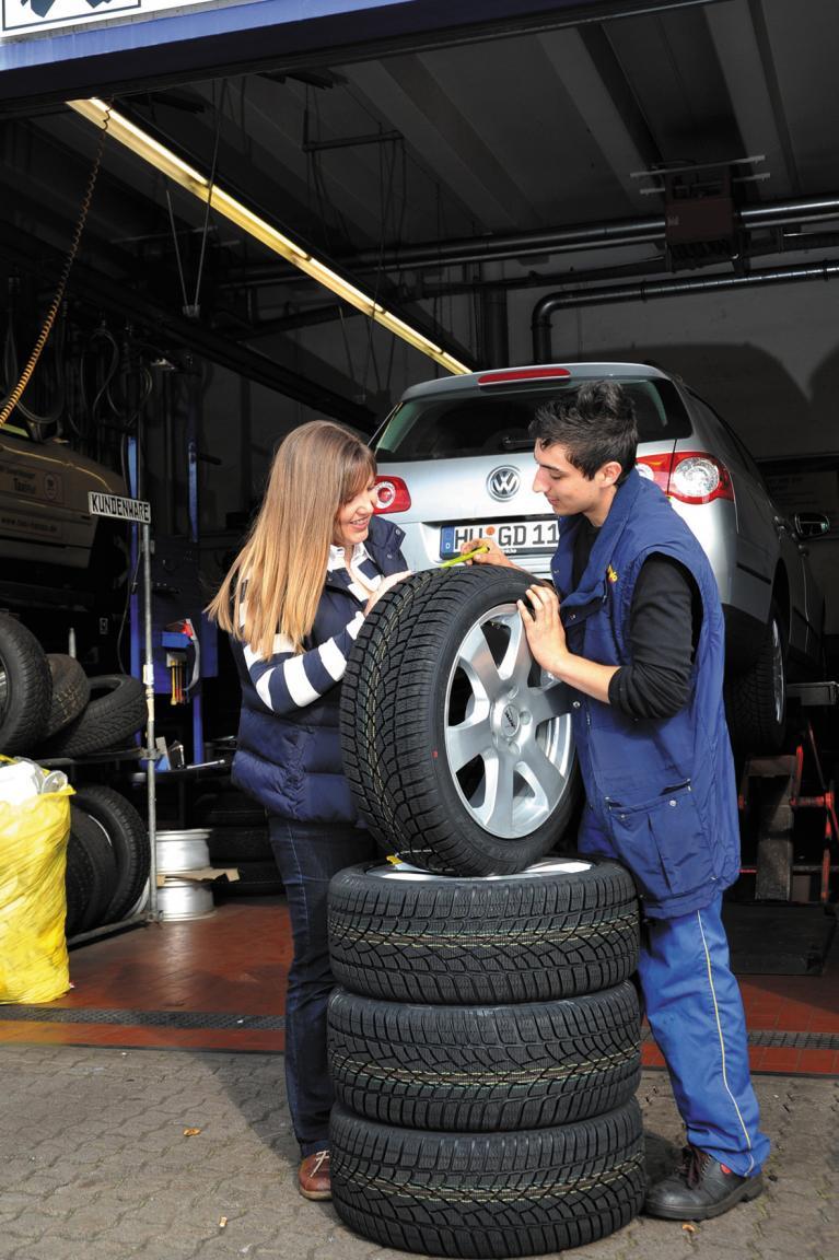 Reifenfachhandel mit trüben Zukunftsaussichten