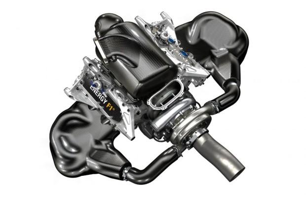 Renault: V6-Turbo für die Formel 1 steht