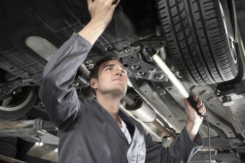 Reparatur: Keine Verweisung bei jungem Fahrzeug