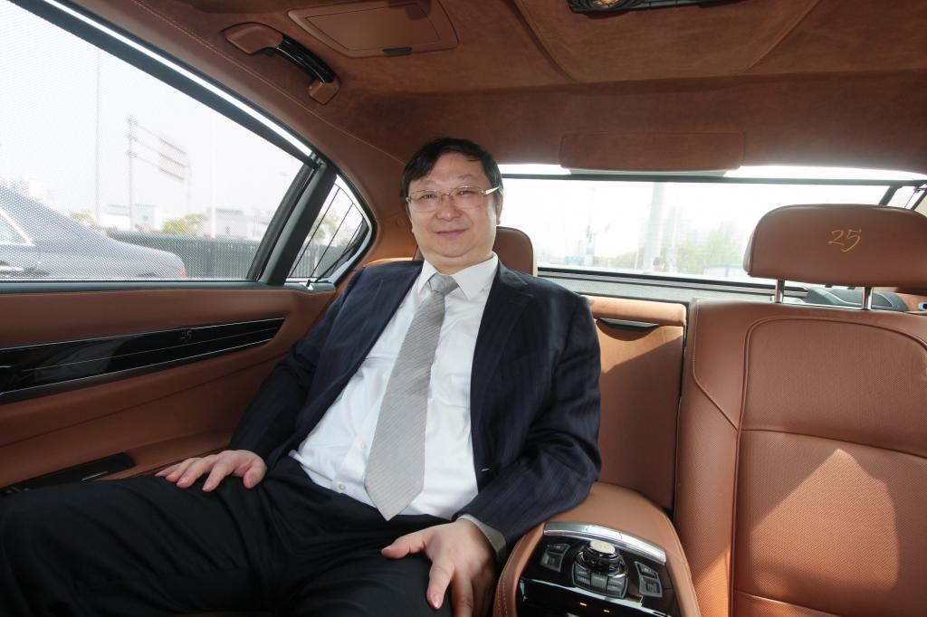 Robert Cao legt Wert auf seinen ganz eigenen Geschmack – und kann sich das leisten
