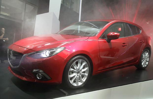 Schärfer gezeichnet: Neuer Mazda3 startet noch im Herbst / Drittes Skyactiv-Modell