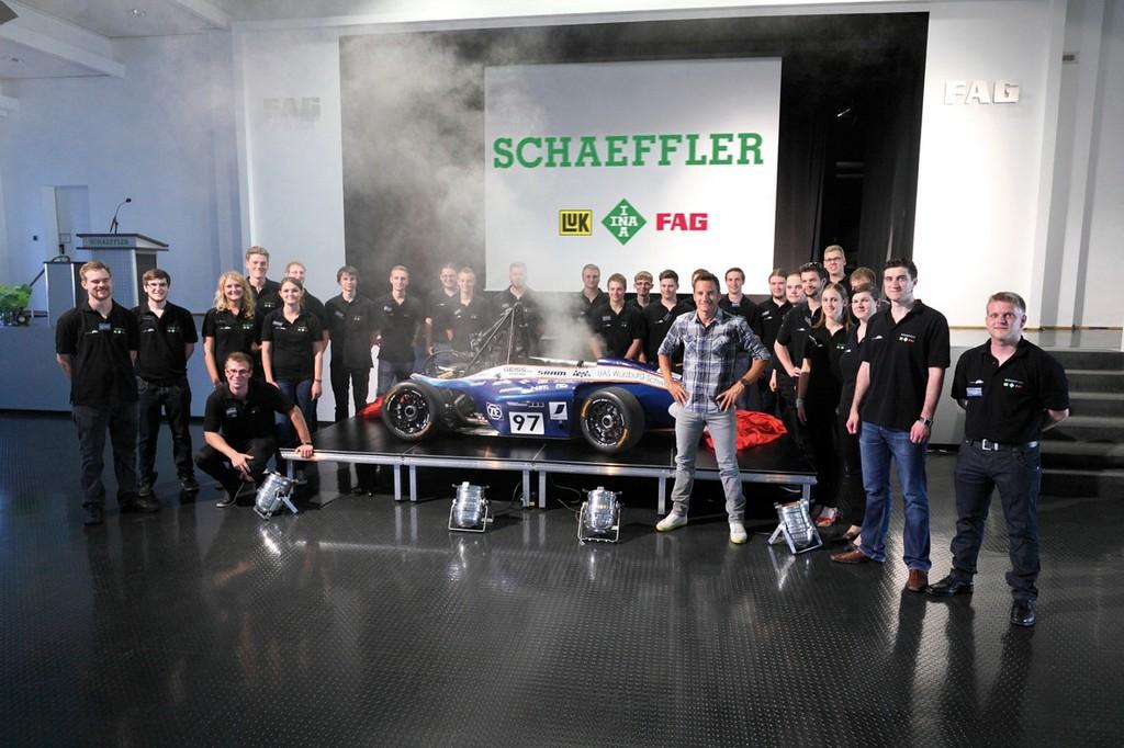 Schaeffler fördert studentische Motorsport-Projekte